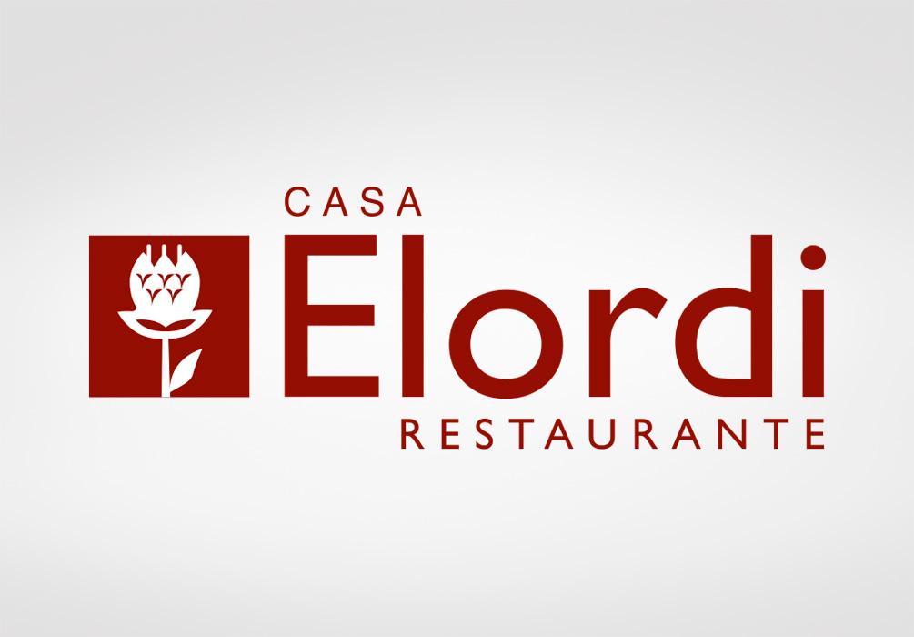 Logotipo casa Elordi