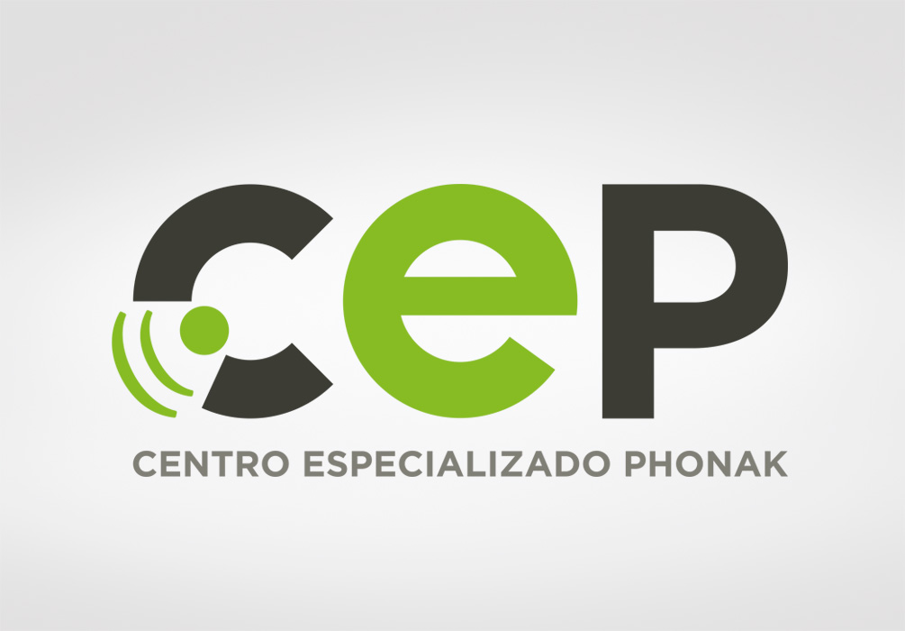 Logotipo Centros Especializados Phonak