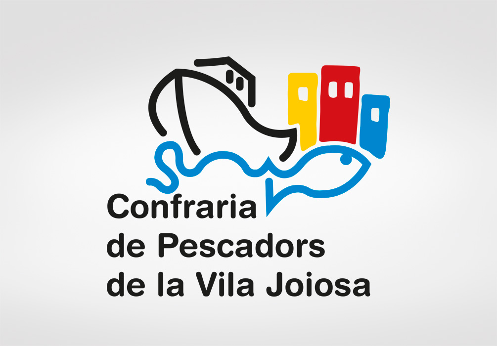 Logotipo cofradía de Pescadores Villajoyosa