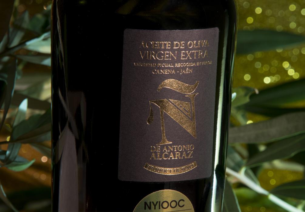 Aceite Ñ de Antonio Alcaraz
