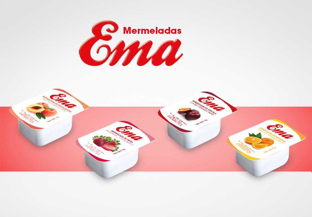 Packaging Mermeladas Emma