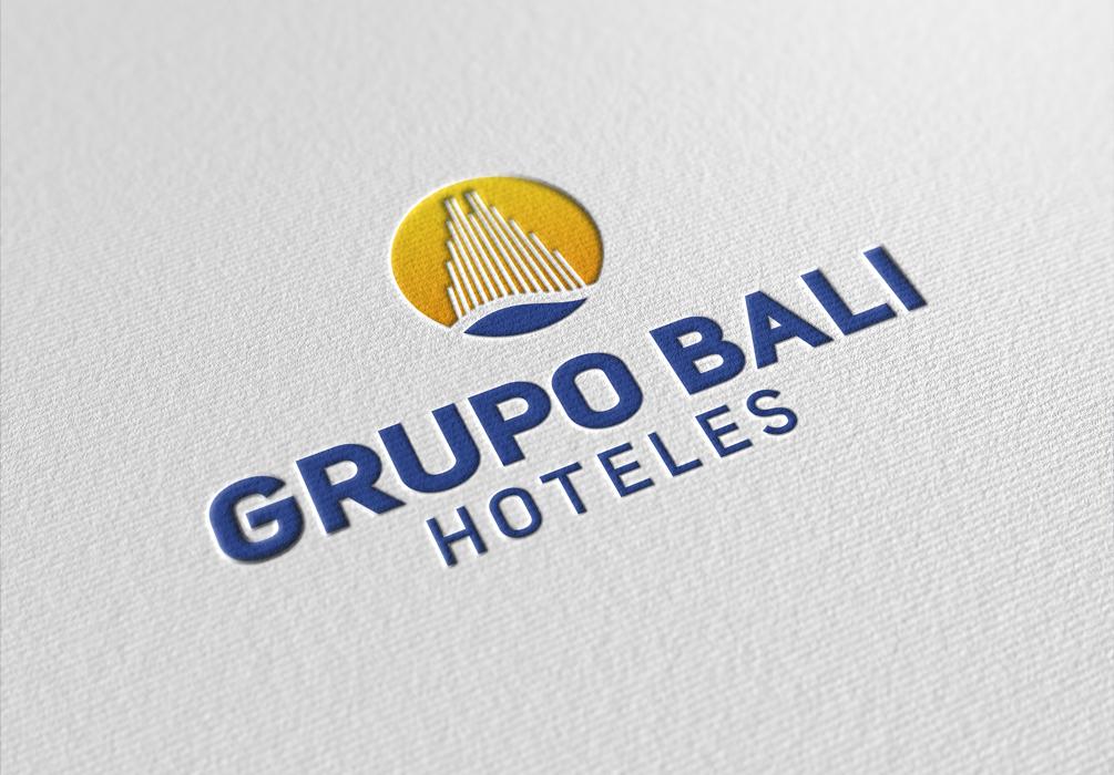 Identidad corporativa Grupo Bali