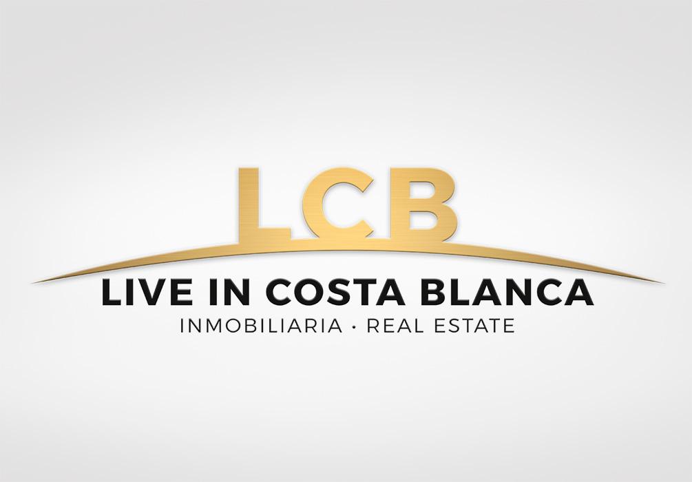 Logotipo Live in Costa Blanca