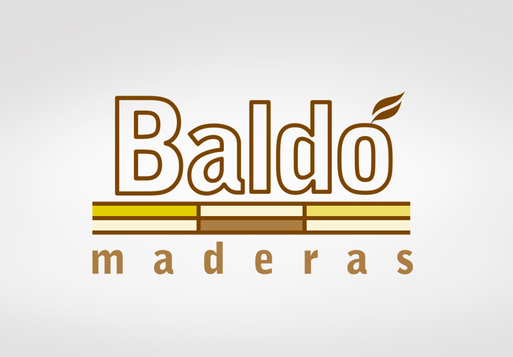 Logotipo Maderas Baldó