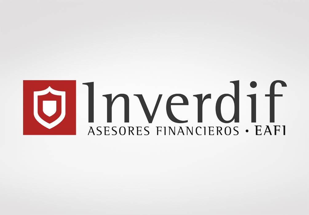 Logotipo Inverdif