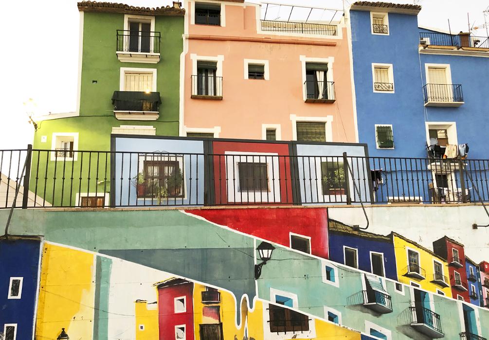 Contenedores de Colores Ayuntamiento de Villajoyosa