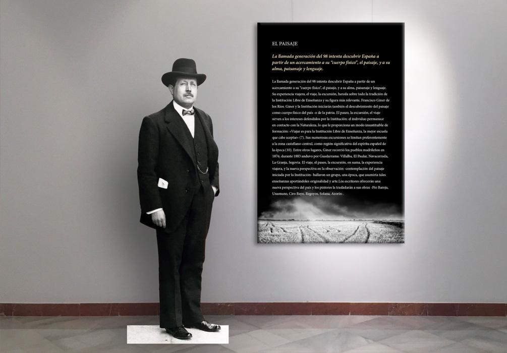 Exposición en Alicante sobre Azorín