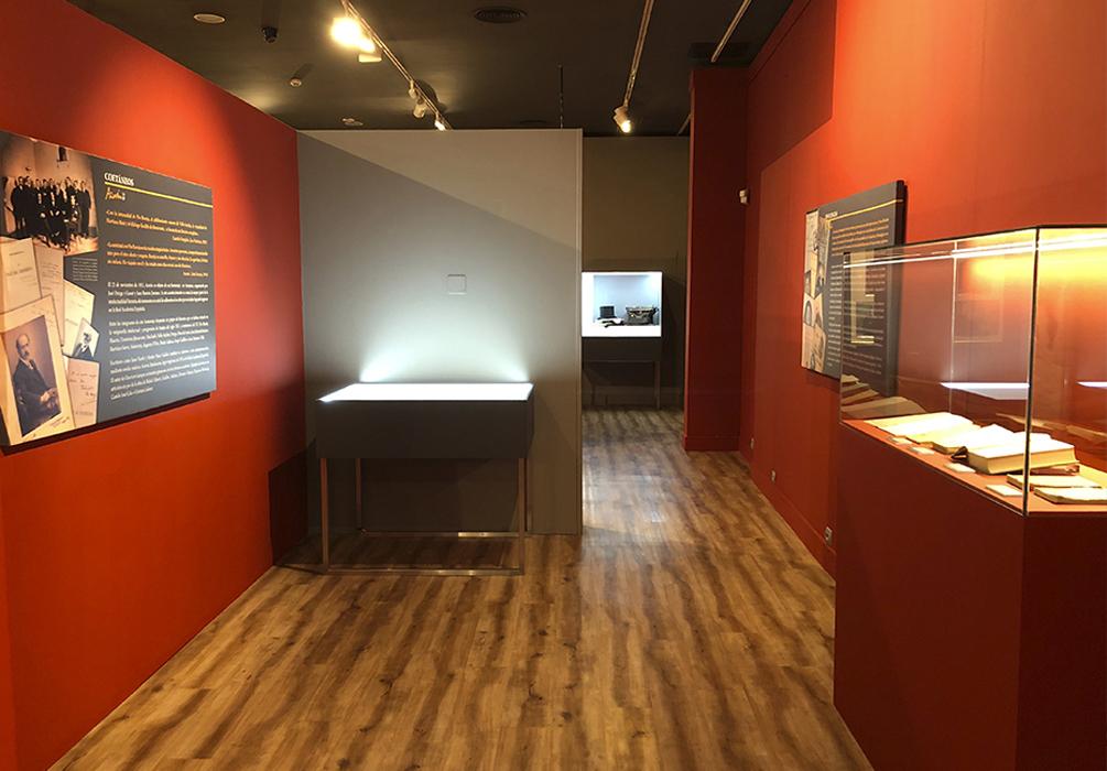 Exposición de Azorín en Murcia