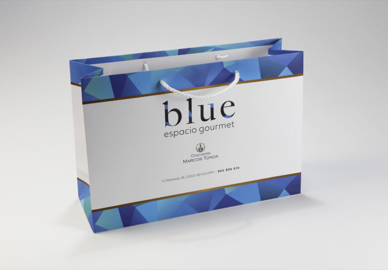 Blue Espacio Gourmet