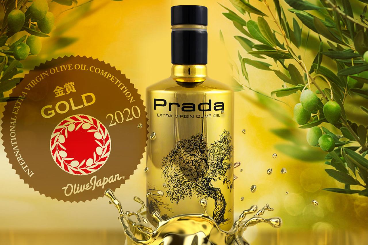 Prada, Aceite de Bodegas Antonio Alcaraz Medalla de Oro en el Olive Japan 2020